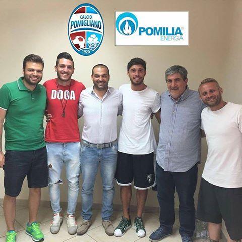 Calciomercato: il Pomigliano cala il tris