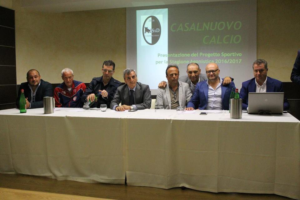 Casalnuovo scatenato: quasi fatta per Puccinelli e Matino