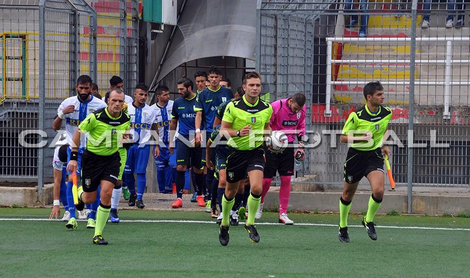 Fotogallery, Eccellenza Girone B: Cervinara – Fc Sant'Agnello 4-0