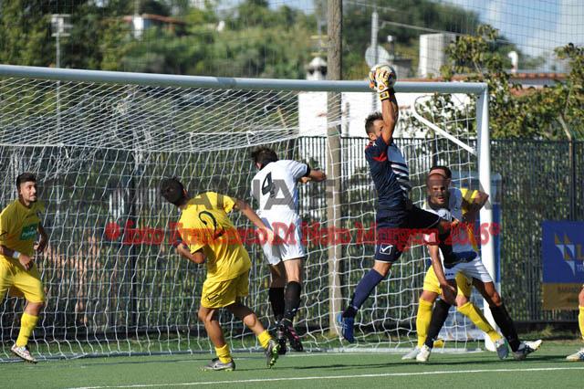 FOTOGALLERY: Barano – Mondragone 2-1