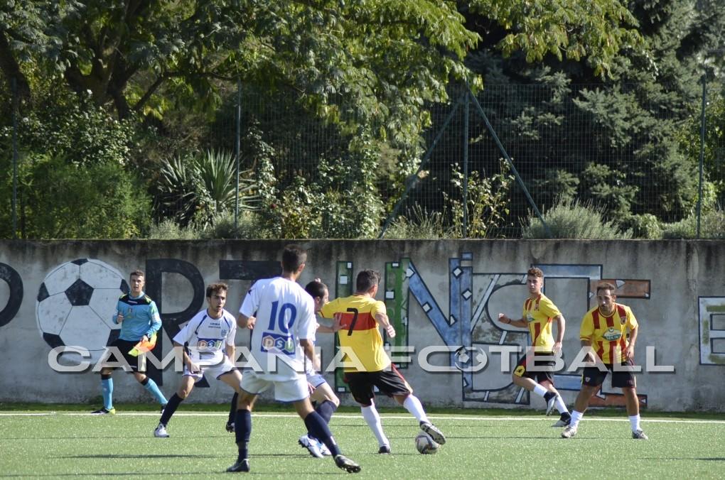 [FOTO] Promozione Girone C: Fc Paolisi 92 – Vis Ariano 4-1