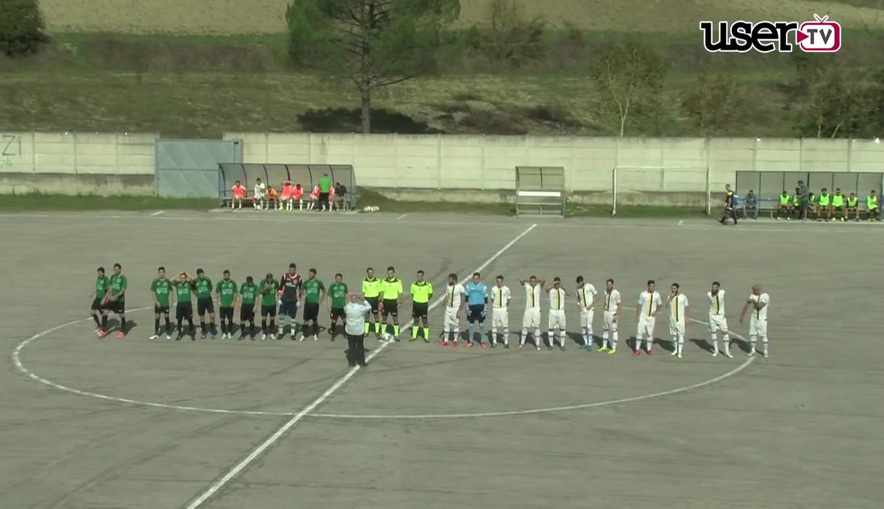 [VIDEO] Promozione Girone C: Eclanese – Virtus Avellino 0-1