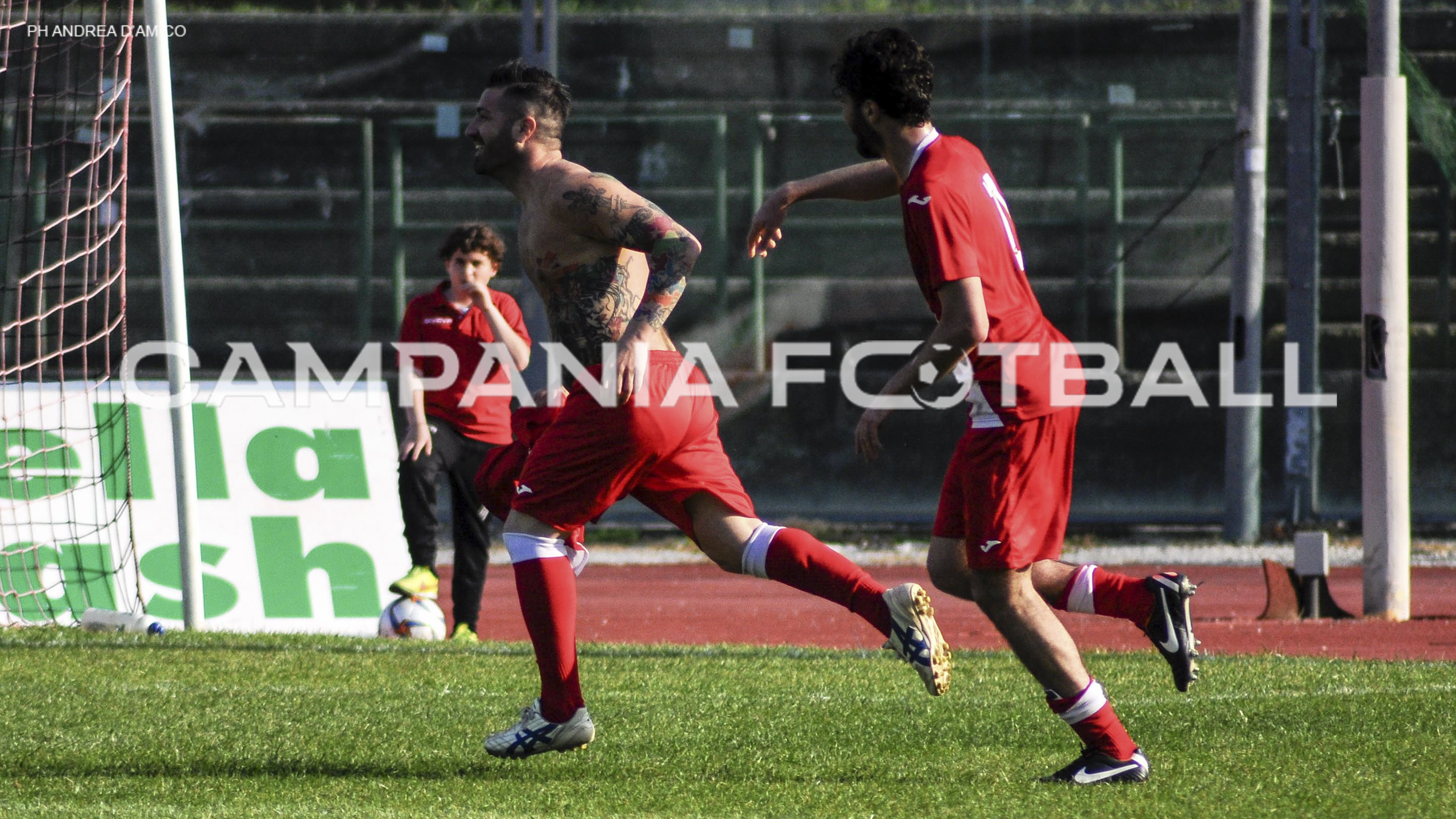 1^ Categoria A | Real Frattaminore-Real San Gennarello 1-2