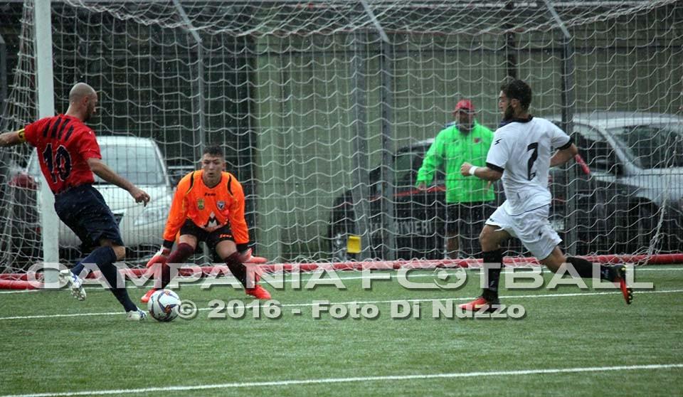 [FOTO] Eccellenza Girone A: Afragolese – Barano 6-0