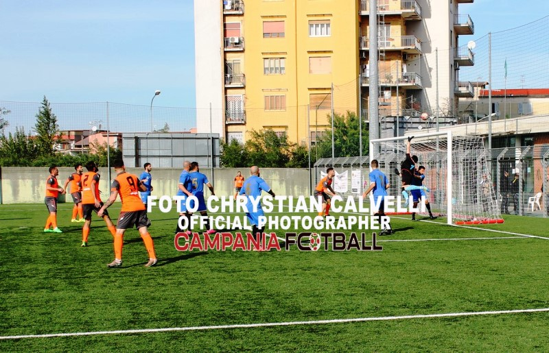 FOTO | 1° Categoria girone A | Virtus Afragola Soccer 3-1 Real Qualiano
