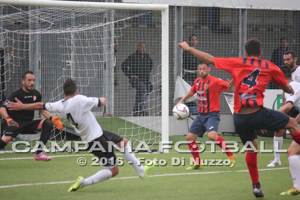 FOTO | Eccellenza Girone A: Afragolese-Savoia 2-2