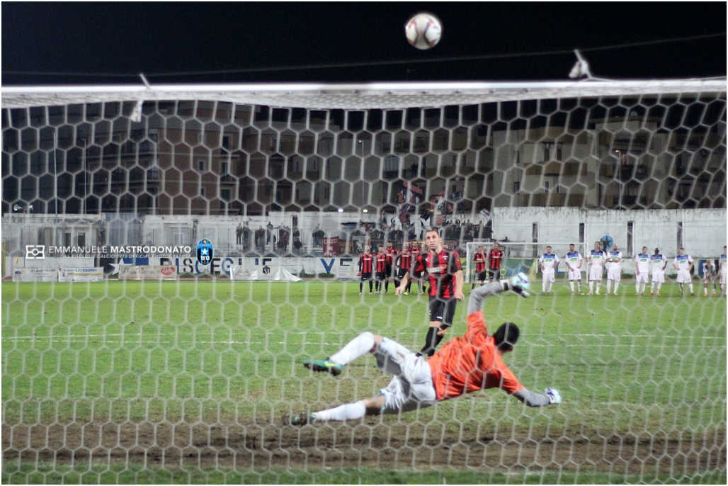 FOTO | Coppa Italia: Bisceglie-Nocerina 5-4 d.c.r.