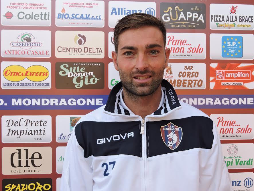 Calciomercato, Mondragone: Improta torna a vestire la maglia granata