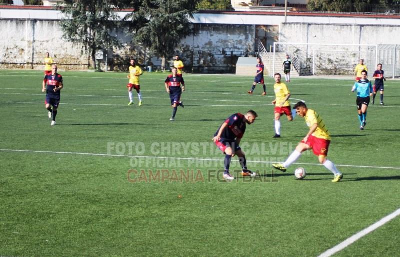 FOTO | 1° Categoria [girone A] | Comprensorio Casalnuovese 3-0 Viribus Unitis