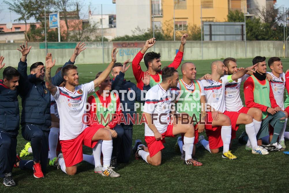 FOTO | Eccellenza Girone A: Afragolese-Pimonte 3-0