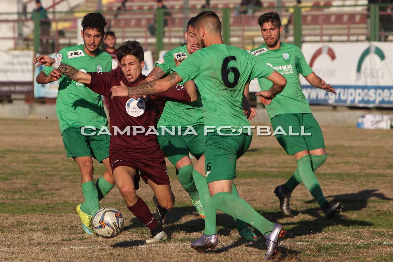 RISULTATI FINALI | Serie D Girone H, 2^Giornata