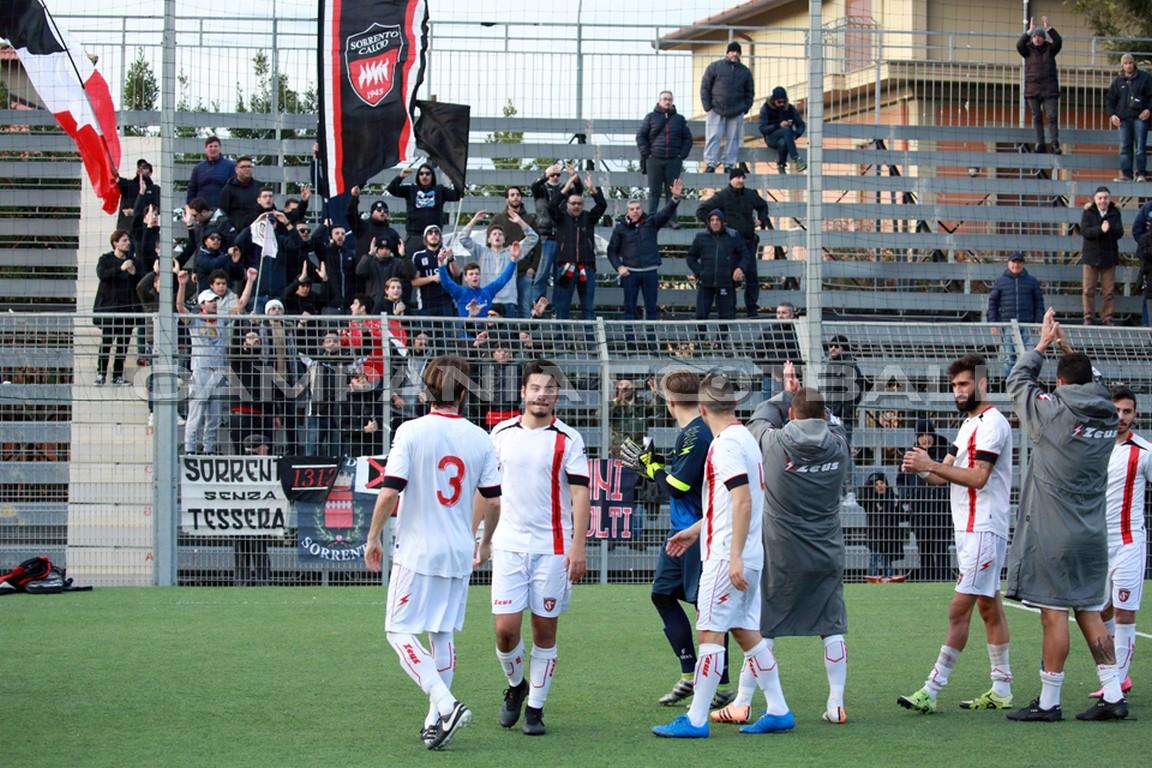 FOTO | Eccellenza [girone B] | Sorrento FC 2-0 S. Maria 1932