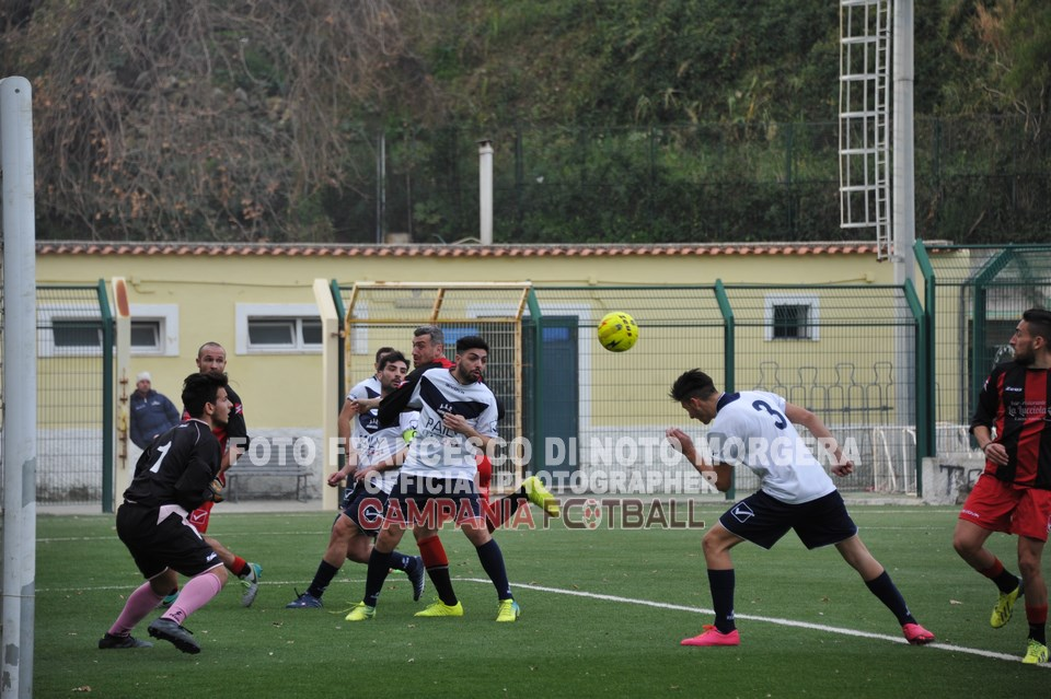 FOTO | Prima Categoria Girone E: Lacco Ameno-Sporting Campania 7-0