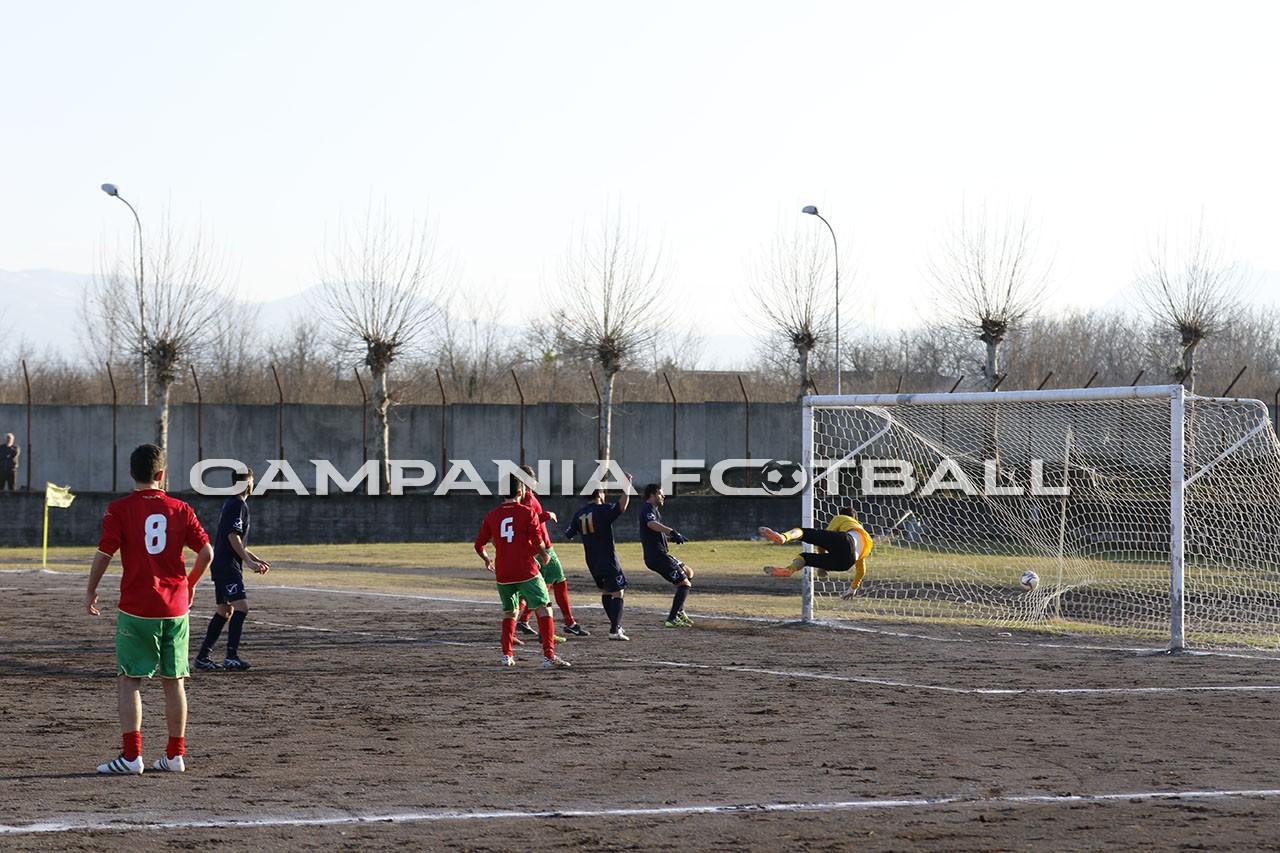 FOTO | Promozione Girone B: Sangennarese-Monte di Procida 1-2