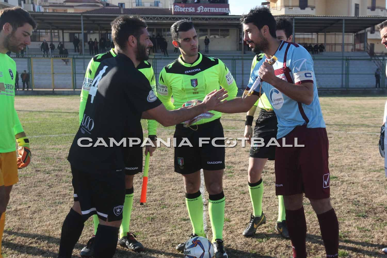 FOTO | Serie D Girone I: Aversa Normanna-Frattese 0-0