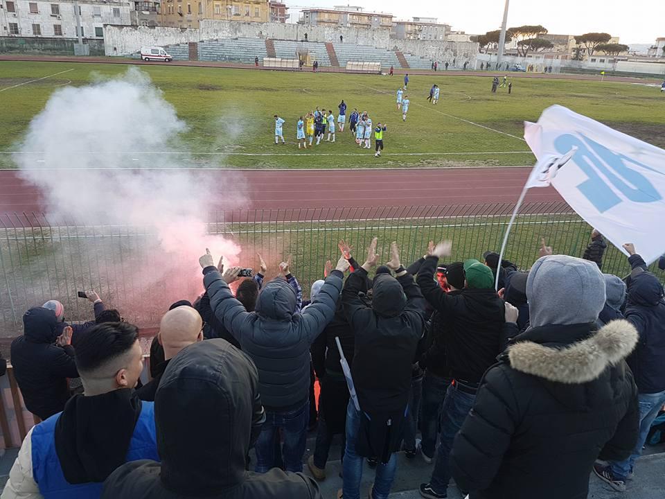 Portici in finale, battuta per 2-0 la Sessana dopo l'1-1 dell'andata