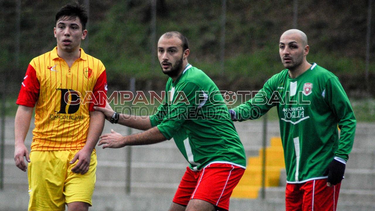 VIRTUS PICENTINI ko anche contro l'Audax Salerno: playoff lontani