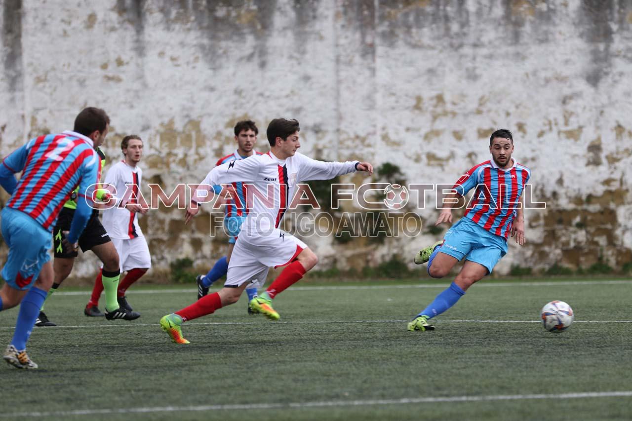 FOTO | Promozione Girone A: Olimpia Casalnuovo – Vitulazio 1-0