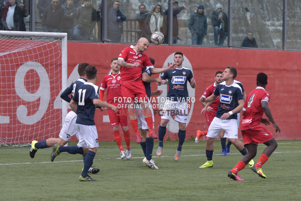 FOTO   Serie D Girone I: derby Turris – Cavese 1-2