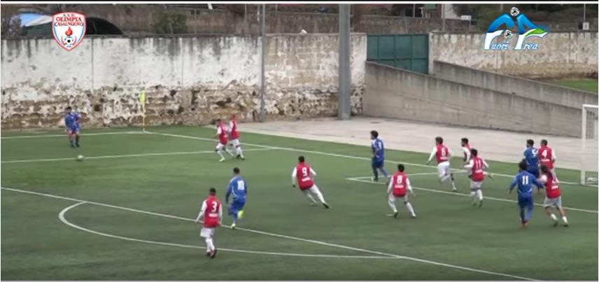 VIDEO | Promozione Girone A: Olimpia Casalnuovo-Virtus Goti 1-2