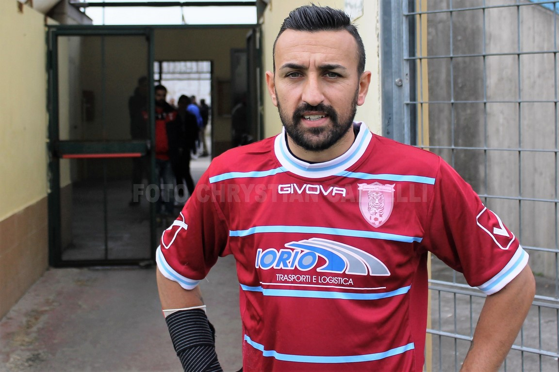 Sangiuseppese, che colpo da novanta: preso l'attaccante Mario Di Tuccio