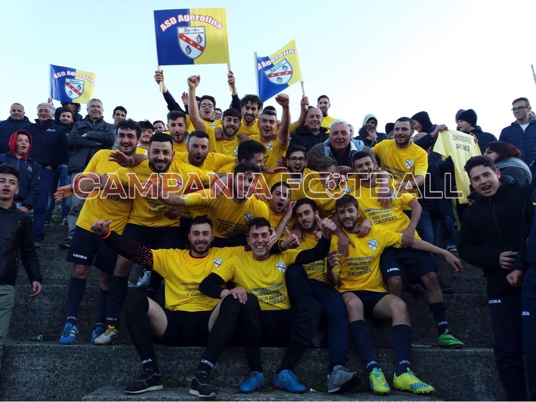 FOTO   Seconda Categoria: Agerolina-Kema Pianura 1-0