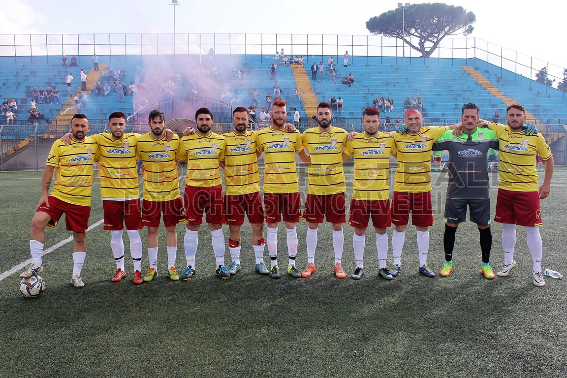 Report Marcianise 2-0 Comprensorio Casalnuovese