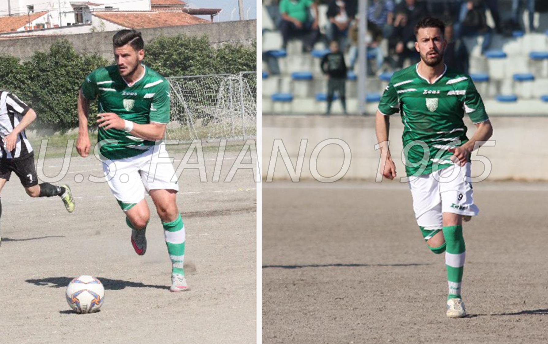 ECCELLENZA/B. Faiano, arrivano le riconferme anche di Anastasio e Pellegrino per la stagione 2017/2018