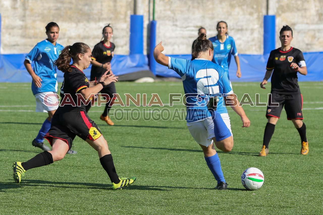 FOTO | Finale Coppa Campania LE STREGHE BENEVENTO 2 – 0 VIRTUS PARTENOPE