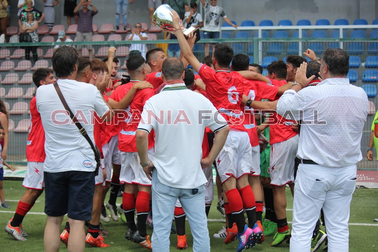 FOTO | Finale Allievi Fascia B: Turris-Promotion Soccer 2-0