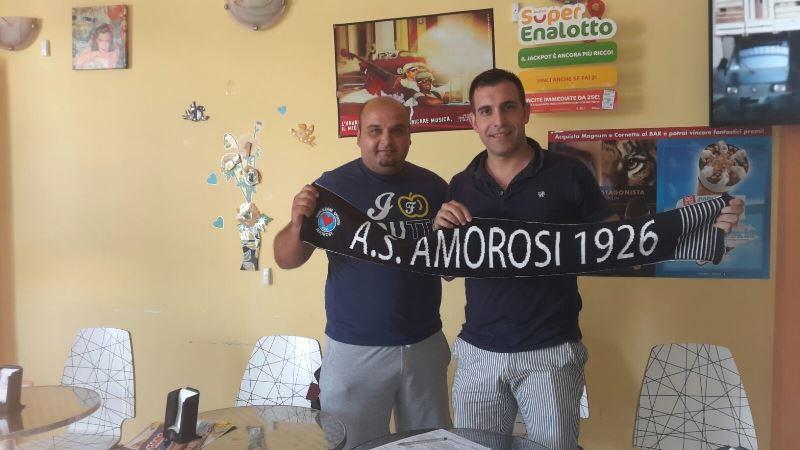 L'Amorosi piazza un altro colpo: dal Teano ecco Orabona