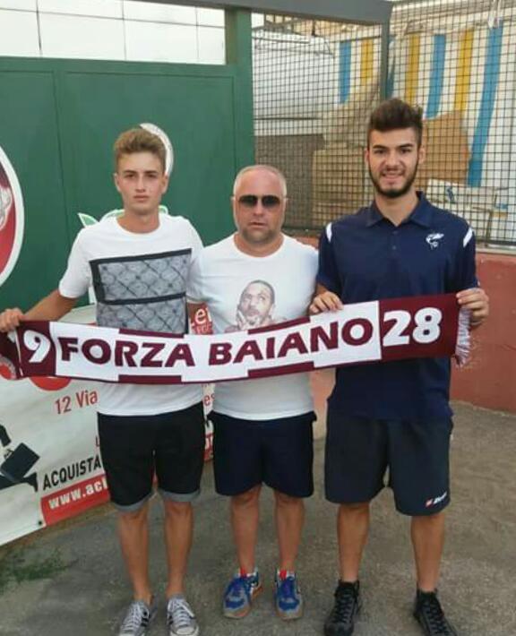 UFFICIALE | Promozione, Baiano: arrivano due under dalla Vincenzo Riccio