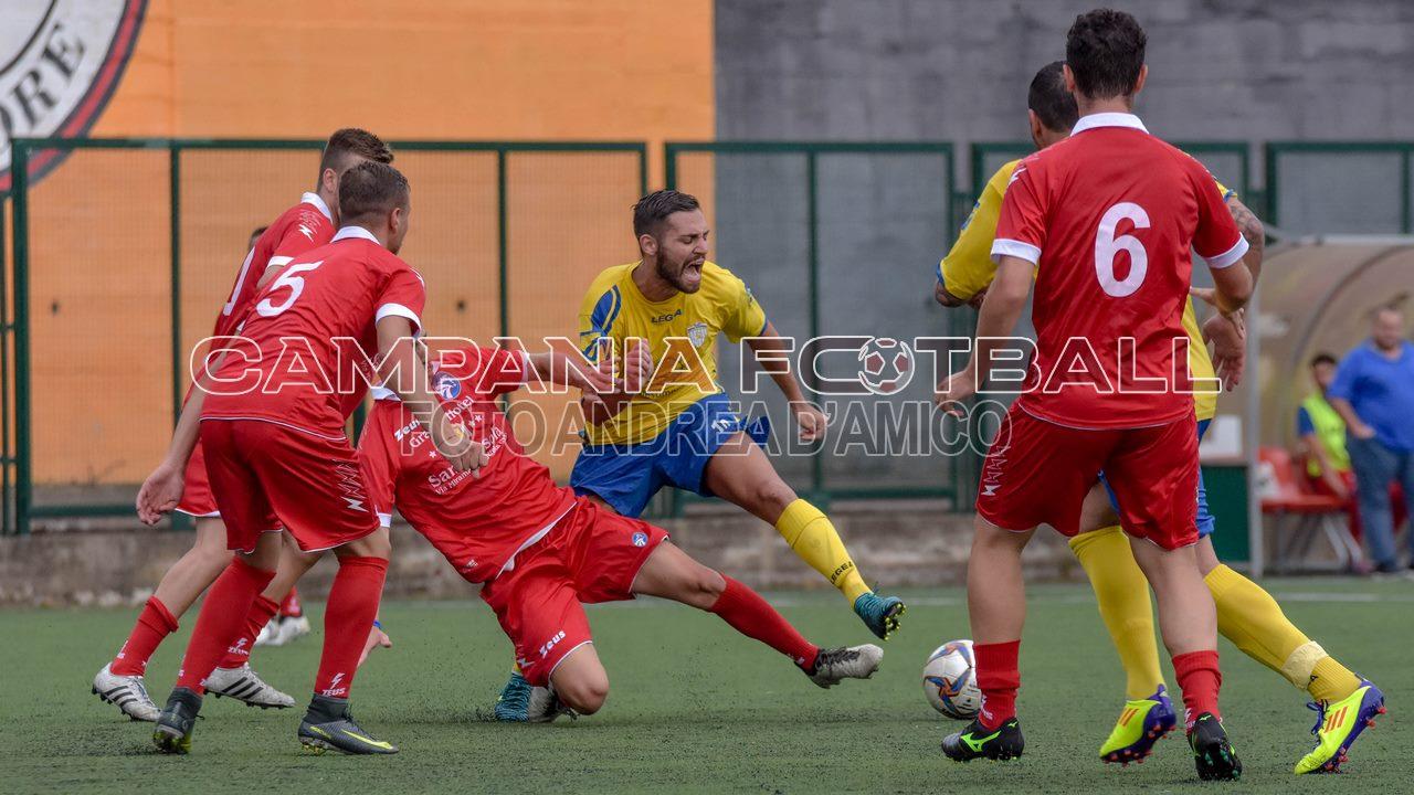 FOTO | Coppa Italia Dilettanti: Alfaterna-Pimonte 1-1