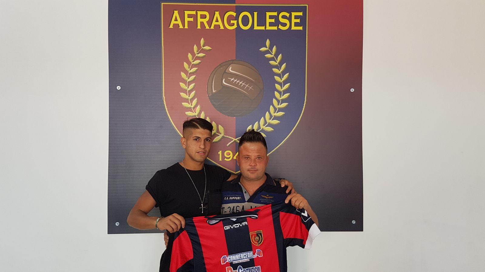 Afragolese, dall'Udinese arriva in prestito Antonio Illiano