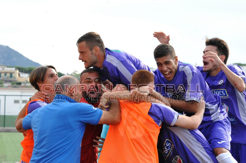 FOTO | Eccellenza Girone A: Real Forio-Casoria 0-1