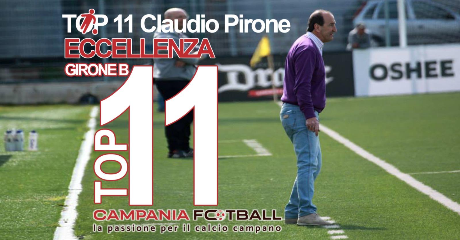 La TOP 11 di mister Pirone: domina Agropoli, bene Valdiano e Virtus Avellino