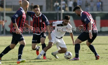 FOTO | SERIE D gir. I NOCERINA-VIBONESE 1-0: la fotogallery