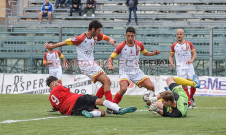 Foto| Serie D Girone H| Turris – San Severo (0-0)