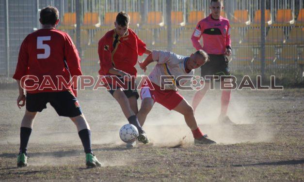 FOTO | Coppa Campania 2ª Categoria: Alba Sant'Agata dei Goti-Faicchio 2-1