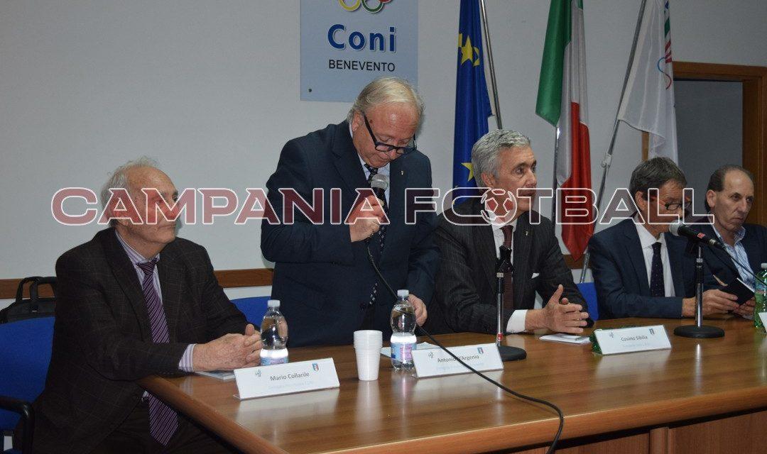 Incontro C.R. Campania e società: da Giovedì fino a Lunedì le ultime 3 tappe