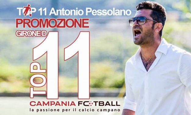 TOP 11 PROMOZIONE GIRONE D: le scelte di mister Pessolano