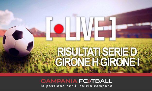 LIVE | Risultati Serie D, 13ª Giornata