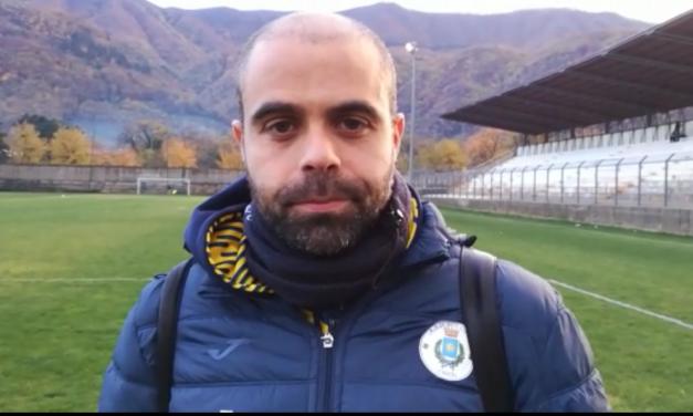 """Asd Solofra, Fiume: """"Sapevamo di dover affrontare una partita sofferta, noi bravi a sfruttare le occasioni che abbiamo costruito"""""""