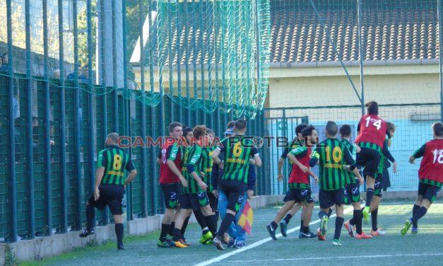 PRIMA CATEGORIA/F. Sporting Audax, è l'Orabona: il fantasista regala tre punti importanti ai neroverdi. Le foto del match.