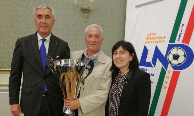 Faiano, isola felice del fair play: seconda coppa disciplina consecutiva conquistata in Eccellenza.