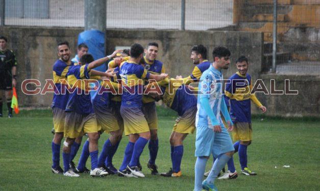 FOTO | Coppa Italia Dilettanti, Audax Cervinara-Solofra 1-3: sfoglia la gallery