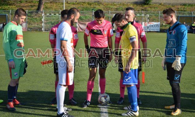 FOTO   Promozione Girone A, Cimitile-Albanova 1-2: sfoglia la gallery
