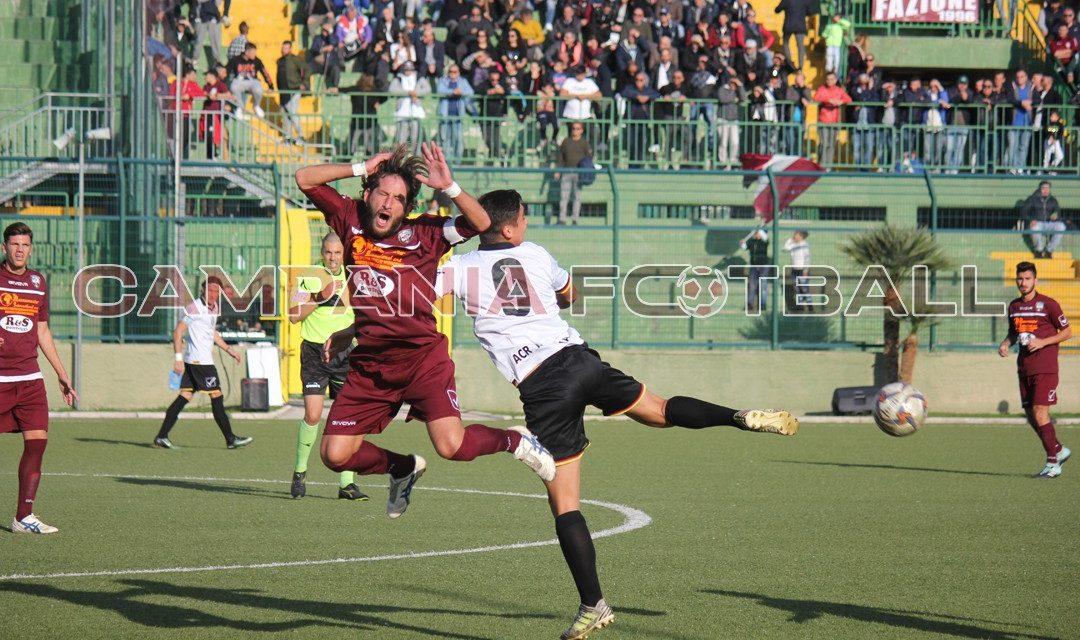 FOTO | Serie D Girone I, Ercolanese-Messina 1-1: sfoglia la gallery