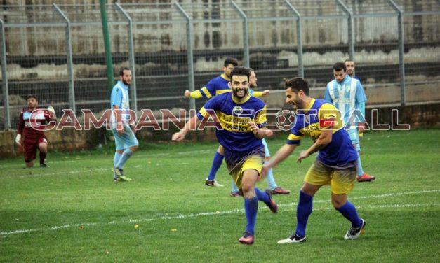 Coppa Italia, il Solofra vola ai quarti di finale: non riesce la rimonta al Cervinara