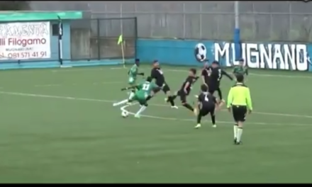 Video, Juniores Regionale: La sintesi di Afro-Napoli United – C.Frattese